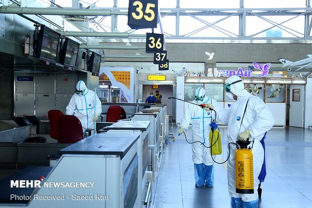 24-hour check posts at Imam Khomeini intl. airport