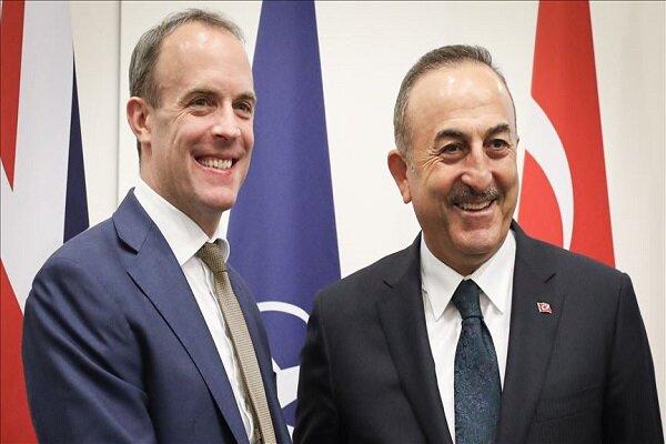 Turkey, UK very close to free trade deal: Cavusoglu