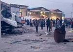 دو فوتی در حادثه انفجار تانکر سوخت در تایباد
