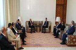 Suriye ile Libya'dan teröre karşı mücadele vurgusu