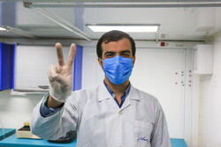 Kum'da sahra hastanesi kuruldu