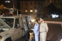 بندر عباس میں جراثیم کشی کی مہم جاری