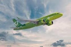 فرود اضطراری یک هواپیما در «پرم» روسیه