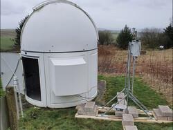نصب شبکهای از دوربینها برای کشف مکان شهاب سنگها