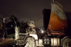انفجار تانکر سوخت در تایباد ۸ مصدوم برجای گذاشت