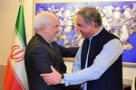 Zarif wishes Pak counterpart speedy recovery