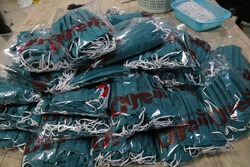 توزیع بیش از ۲۰ هزار بسته معیشتی و بهداشتی در شهرهای خوزستان