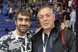 «صافی» با دعوت ستاره کاراته آذربایجان به باکو می رود