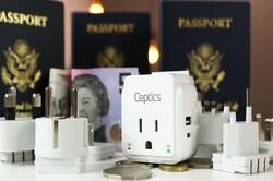 شارژری که در ۲۰۰ کشور قابل استفاده است