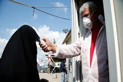 Irak'ta maske ve eldiven takmayan şoför ve yolculara ceza geldi
