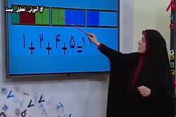 زنگ مدرسه تلویزیونی ایران به صدا درآمد