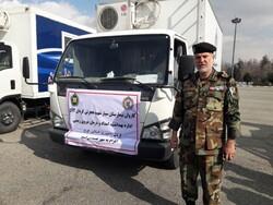 برپایی ۳ بیمارستان صحرایی در سیستان و بلوچستان