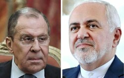 Zarif holds phone talk with Russian FM on Idlib issue