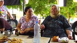 "A scene from the Iranian documentary ""The Salhab Mothers"" by Iranian directors Ahmad Zaeri and Esmaeil Torkzad."