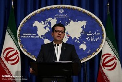 Bahraini govt. ignorance forces 1,300 of its citizens to stay in Iran: FM spox