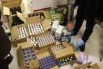 کشف ۲۰ میلیارد کالای پزشکی در جنوب تهران
