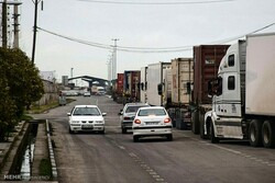 Iran to export goods to Azerbaijan in a different way: IRICA spox