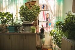 İran'da Nevruz Bayramı öncesi ev temizliği