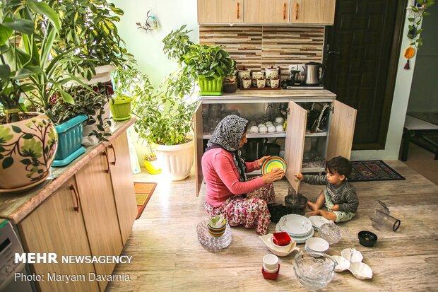 خانه تکانی عید