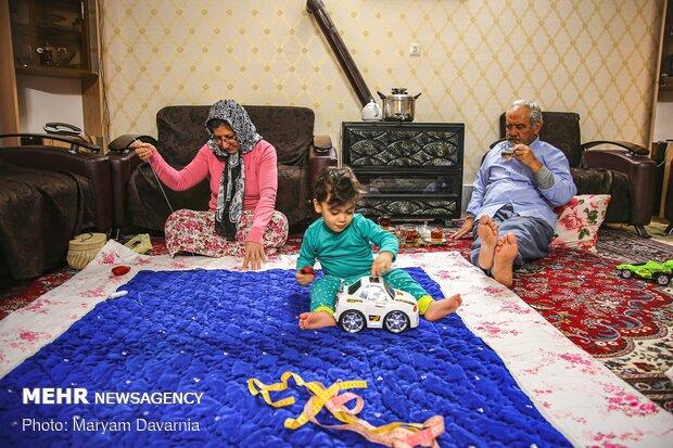 عطر نوروزخانه تکانی عید