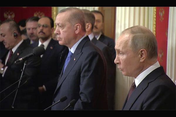 Russia, Turkey reach deal on midnight ceasefire in Syria's Idlib