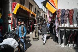 روایت خبرنگار مهر از بازار شلوغ اهواز و بی توجهی به کرونا