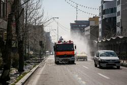 Koronavirüs Şiraz sokaklarını boşalttı