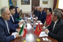 Iran, Kyrgyzstan review agriculture coop.