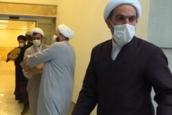 حضور گروه جهادی سلامت شهید املاکی در بیمارستان رازی رشت