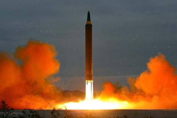 EU states warned by N. Korea for condemnation of missile test