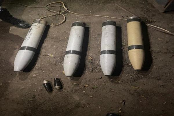 احباط عملية إستهداف صاروخي لبغداد بأربعة صواريخ