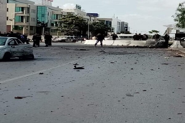 Explosion reported outside US embassy in Tunisia
