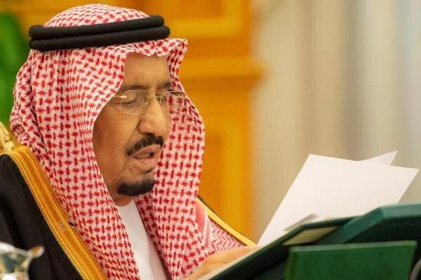 نامه کتبی پادشاه عربستان به امیر کویت