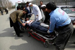 حمله مسلحانه به مراسمی در کابل