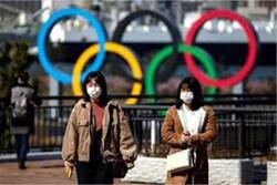 لوگوی المپیک - ویروس کرونا