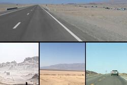 طولانیترین جاده کویری فراموش شد/ سفر در دمای بالای ۴۰ درجه بدون آب