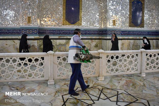 Hz. Abdulazim Hasani (a.s) Türbesi