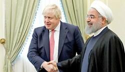UK, Iran