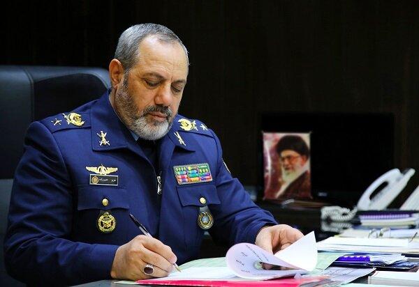 پژوهشکده دفاع مقدس نیروی هوایی به نام امیر «صدیق» نامگذاری شد