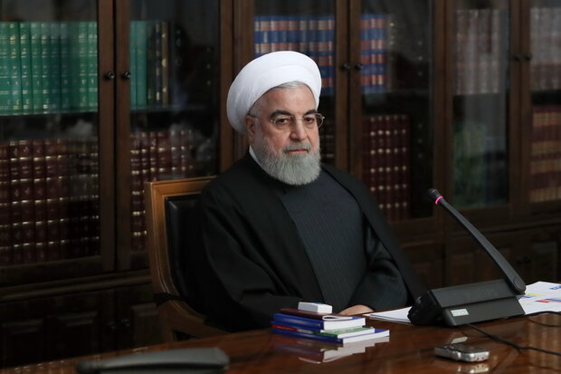 Gov't working to minimise COVID-19 tolls on economy, people's lives: Rouhani