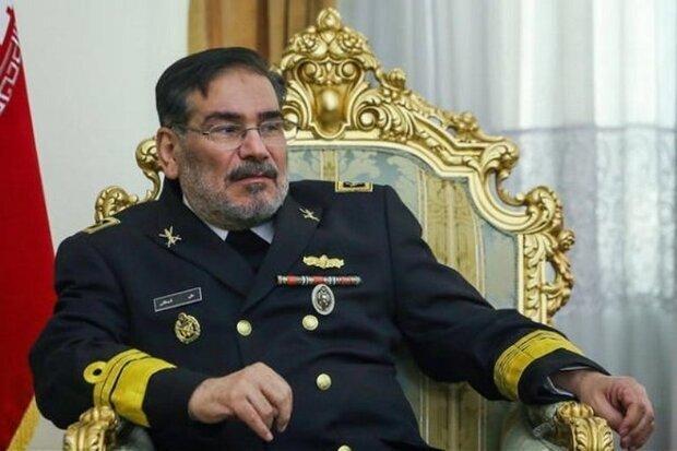 US claim regarding attack on Camp Taji, Gen. Soleimani's assassination plot enjoying similarities: Shamkhani