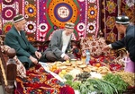 Persian New Year in Tajikistan