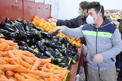  موردی از ابتلای کارگران میادین میوه و تره بار به کرونا نداشتیم