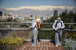Iran COVID-19 updates: 9,000 infections, 354 deaths