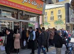 کمبود داروی انسولین در کردستان/تشکیل صفهای طولانی ادامه دارد