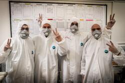 مسیح دانشوری اسپتال میں کورونا وائرس کا خصوصی وارڈ
