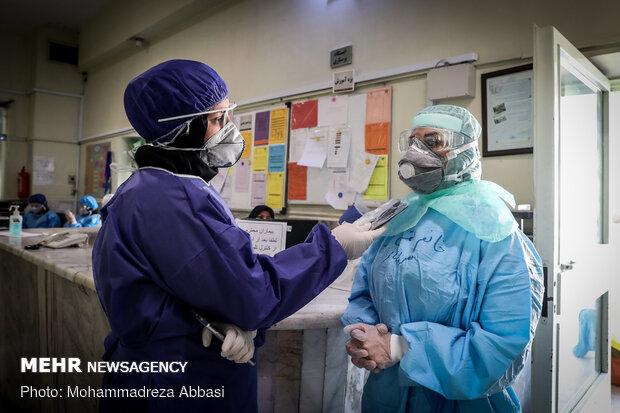 وفد الصحة العالمية يشيد بإجراءات ايران في مواجهة كورونا