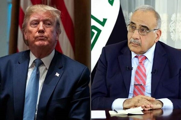Baghdad's negative response to Washington, relations with Iran to continue