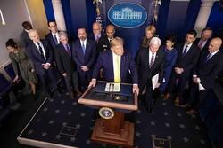 ترامب وسياسة الإحتواء.. فشل أم إعادة بناء؟