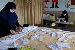 هنرستانهای فنیحرفهای وکاردانش کشور به کمک نظام سلامت شتافتند
